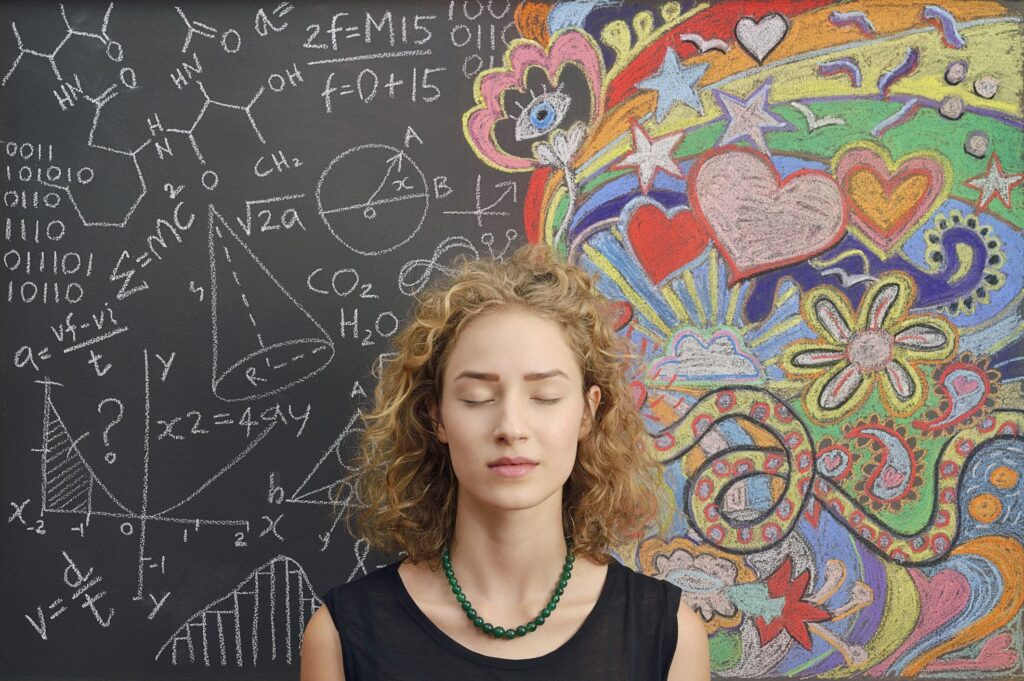 How to develop creative thinking