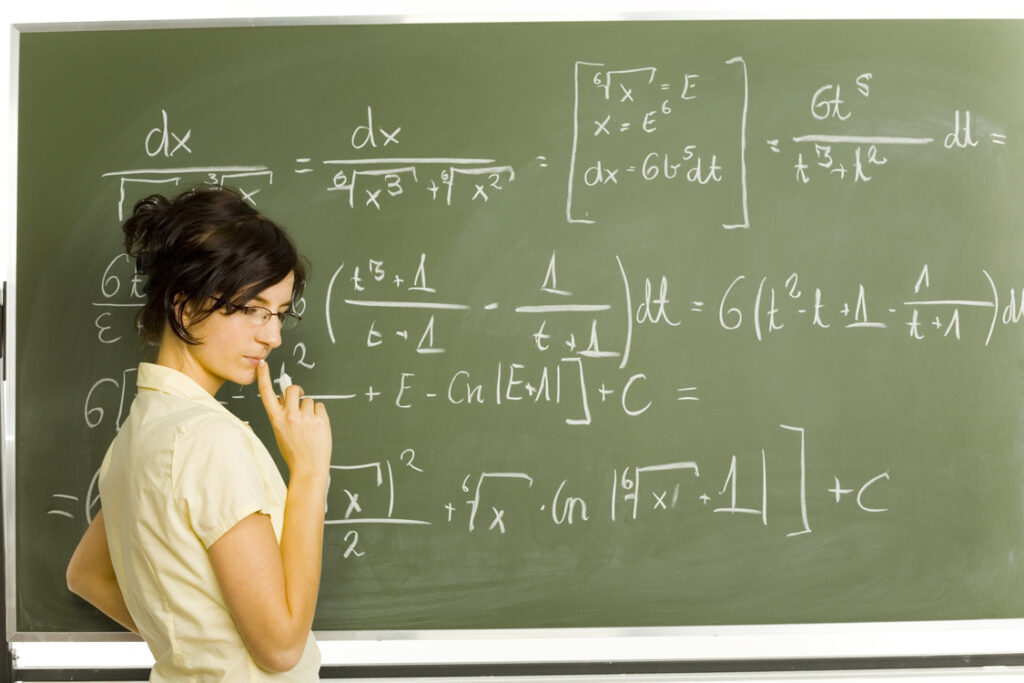 12 simple tips for those who teach math on their own, prep for gre math.
